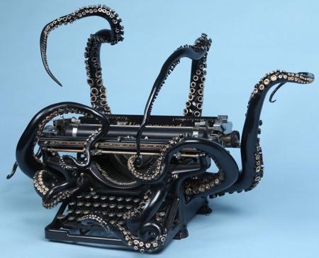 1938 Underwood Typewriter