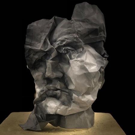 Matthew Monahan Paper Face
