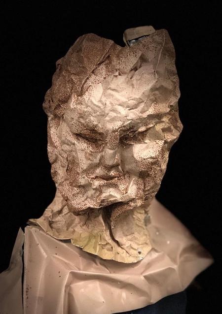 Matthew Monahan Paper Faces