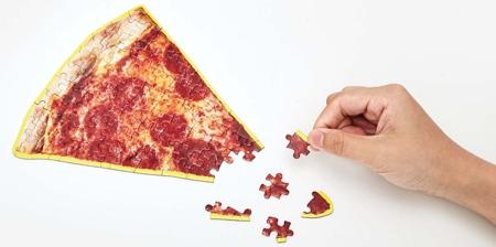 Pizza Slice Puzzle