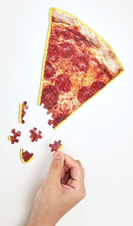 AreaWare Pizza Slice Puzzle