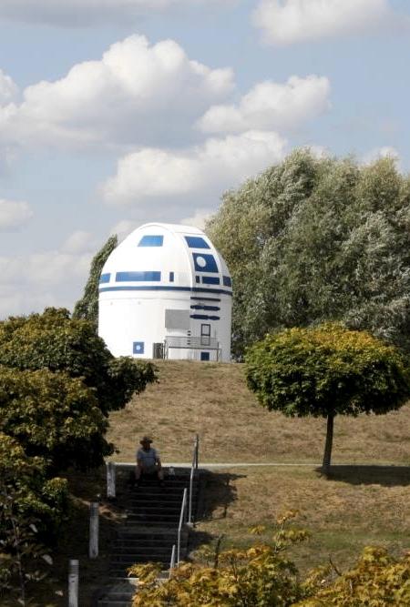 Star Wars Observatory