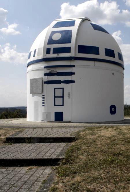R2-D2 Building
