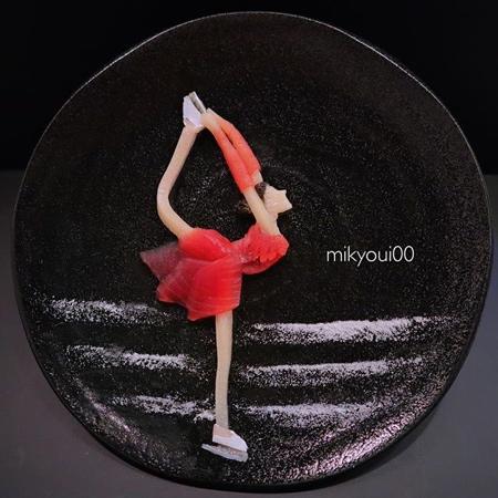 Mikyou Sashimi Art