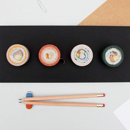 Sushi Roll Tape