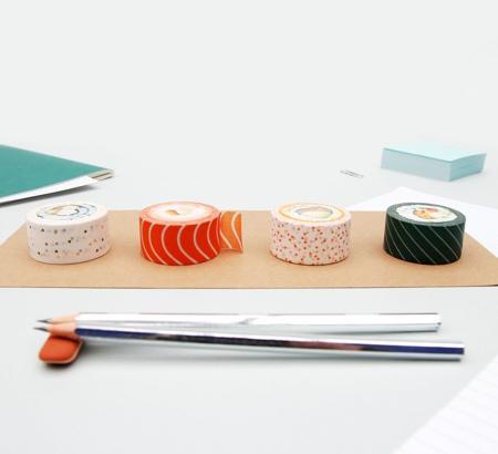 Sushi Masking Tape