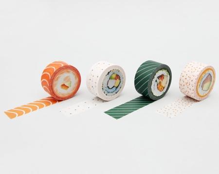 Realistic Sushi Tape