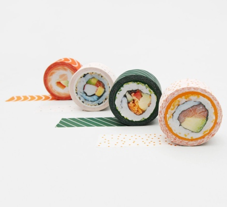 Rosie Upright Sushi Tape