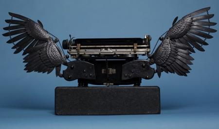 Wings Typewriter