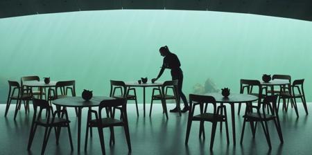 Submerged Restaurant