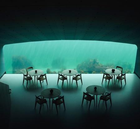 Norway Underwater Restaurant