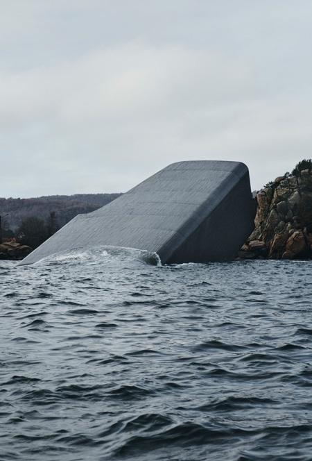 Europe Underwater Restaurant