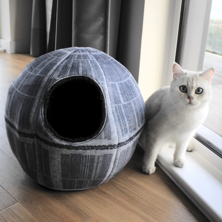 Star Wars Death Star Cat Bed