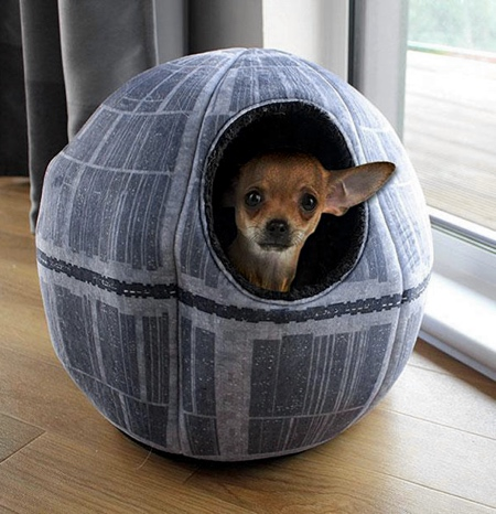 Star Wars Death Star Dog Bed