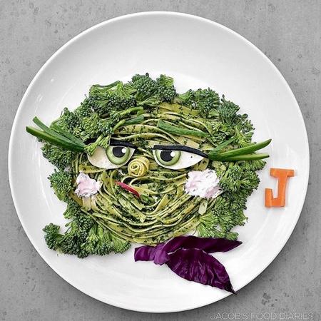Edible Food Art