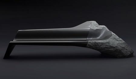 Carbon Fibre Sofa