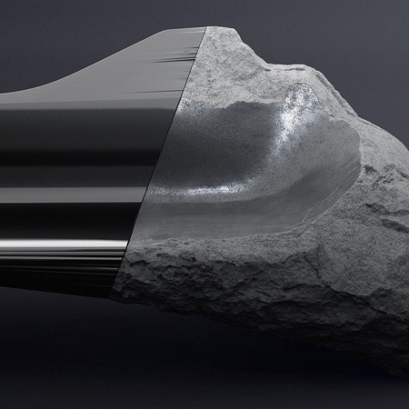 Carbon Fiber Sofa