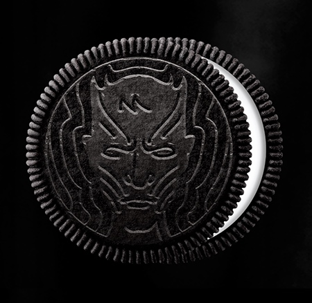 The Night King Oreo
