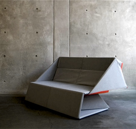 Origami Couch