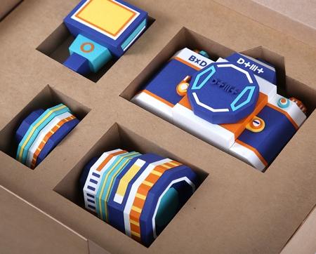 Paper Camera Kit
