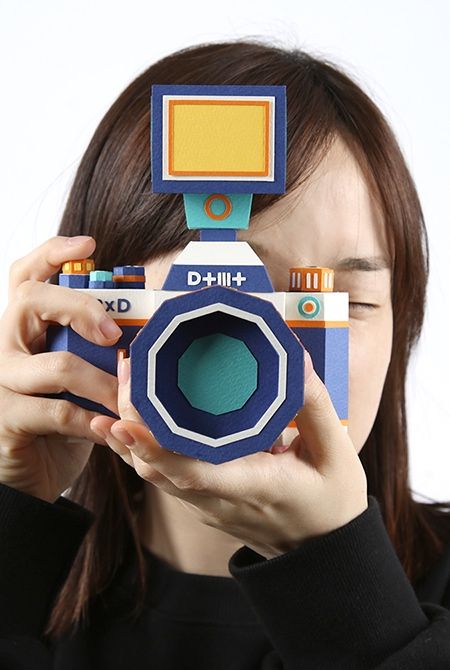 Dotmot Paper Camera