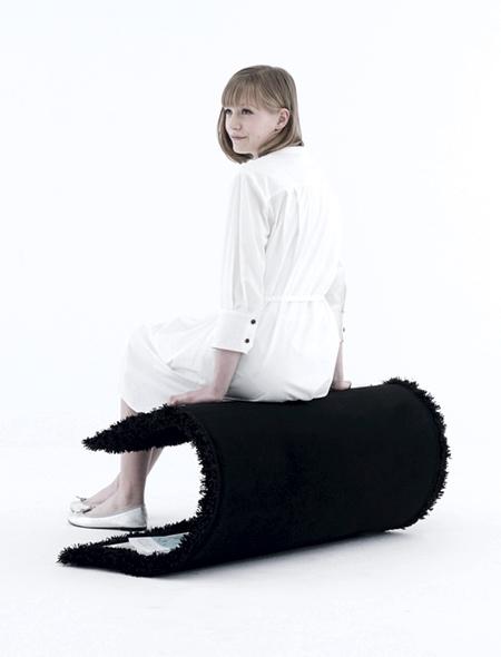 Magic Rug Chair
