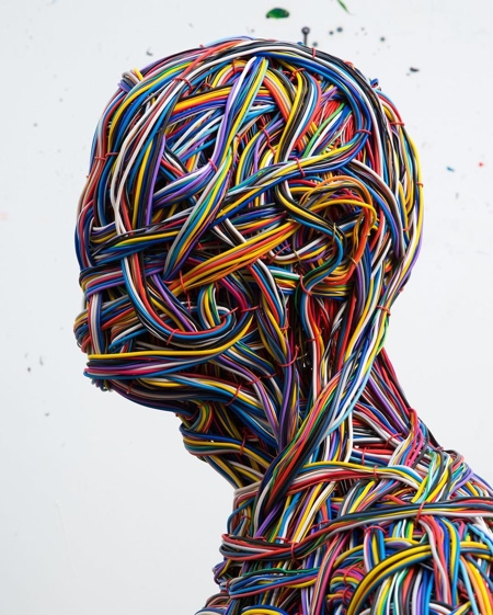 Electric Wire Human