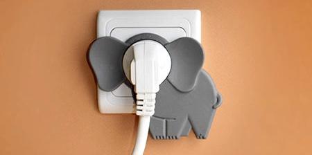 Elephant Wall Plugs
