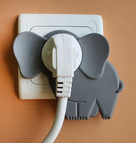 Elephant Wall Plug