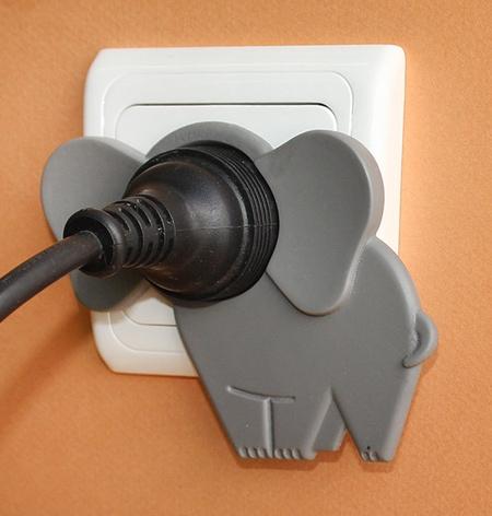 Elephant Electric Plugs