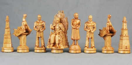 Game of Thrones Chess