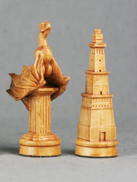 Game of Thrones Wooden Chess