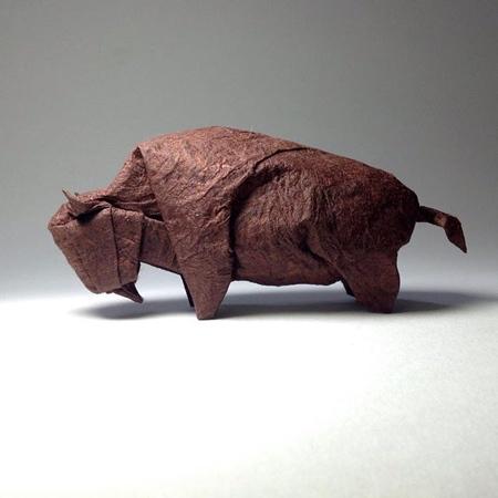 Origami Paper Animal