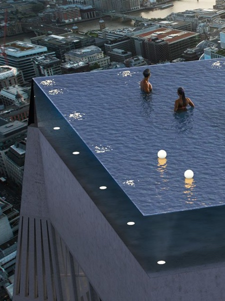 360 Degrees Infinity Pool