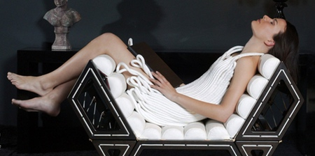 Modular Lounge Chair