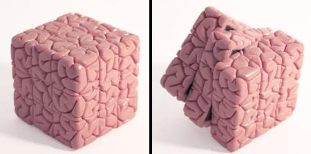 Brain Rubiks Cube