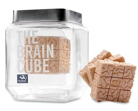 Jason Freeny Brain Cube