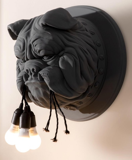 Amsterdam Bulldog Lamp
