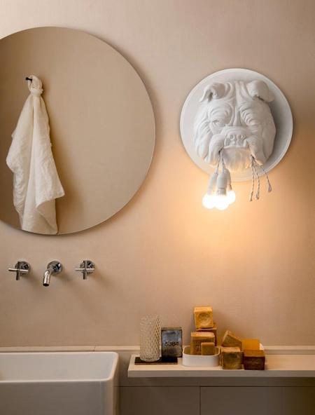 Matteo Ugolini Bulldog Lamp