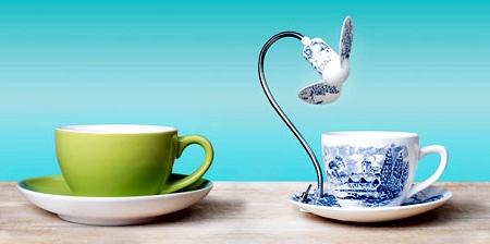 Cooling Fan Tea Cup