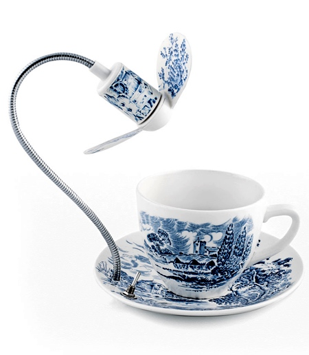 Cooling Tea Cup