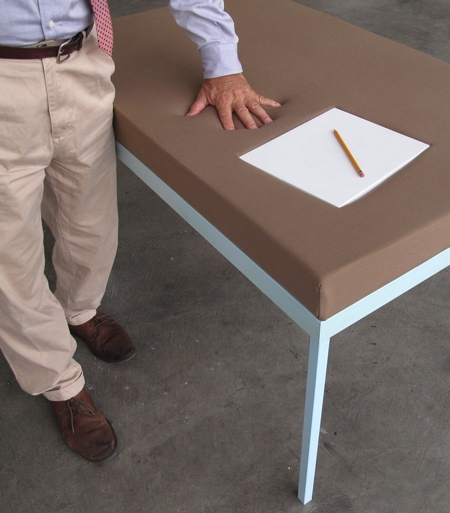 Pillow Desk
