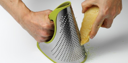 Bendable Food Grater