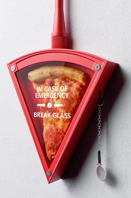 Ben Fearnley Pizza