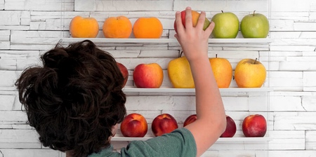 Fruit Wall