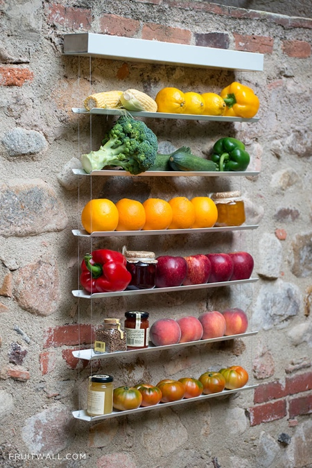Hanging Fruit Shelf