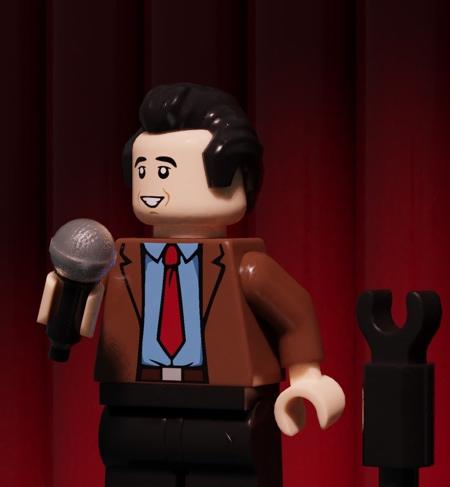 LEGO Jerry Seinfeld
