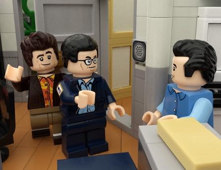 LEGO George Costanza