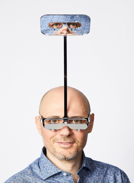 One Foot Taller Periscope Glasses