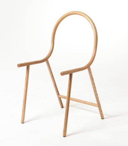 Clark Bardsley Outline Arm Chair